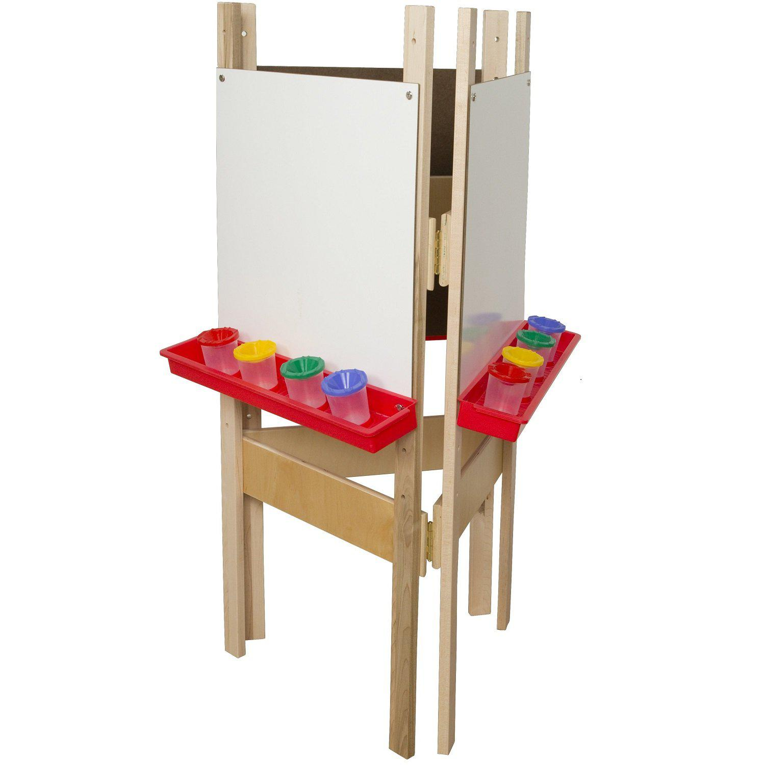 Wood Designs 3-Sided Adjustable Easel