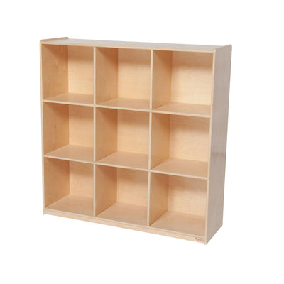 9 Big Cubby Storage