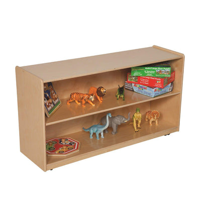 Wood Designs Adjustable Shelf Storage-Pre-School Furniture-