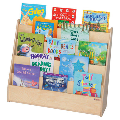 Wood Designs Book Display Stand-Pre-School Furniture-