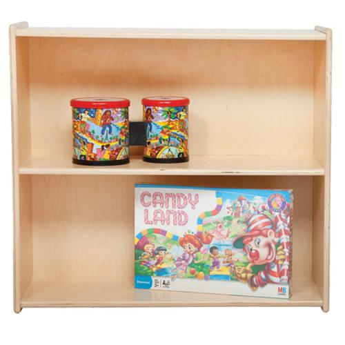"Wood Designs Bookshelf, 29-1/16""H-Pre-School Furniture-"