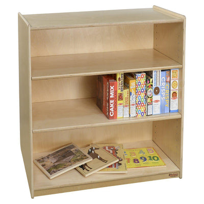 "Wood Designs Bookshelf, 42-7/16""H-Pre-School Furniture-Adjustable-"