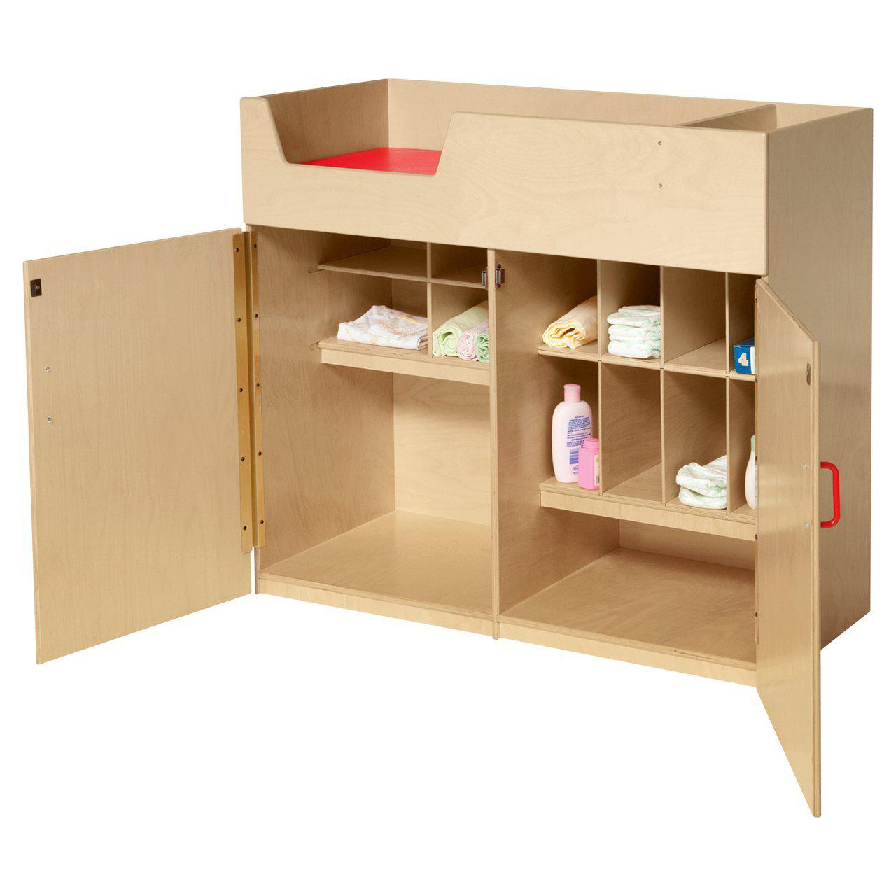 Wood Designs Deluxe Infant Care Center-Pre-School Furniture-