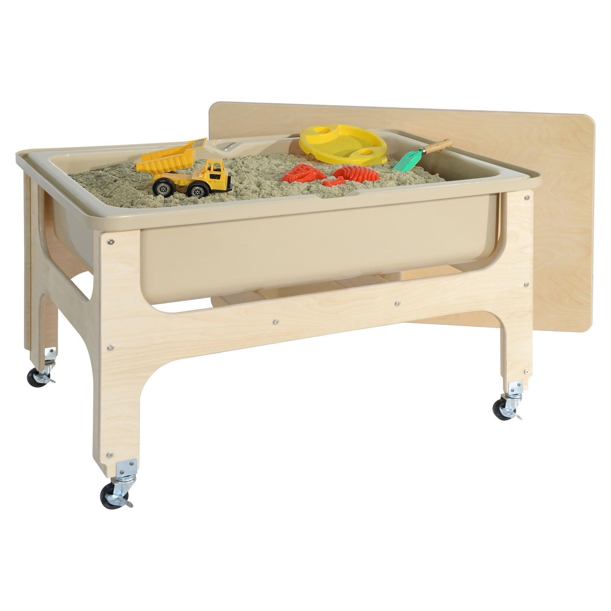 Deluxe Sand & Water Table with Lid