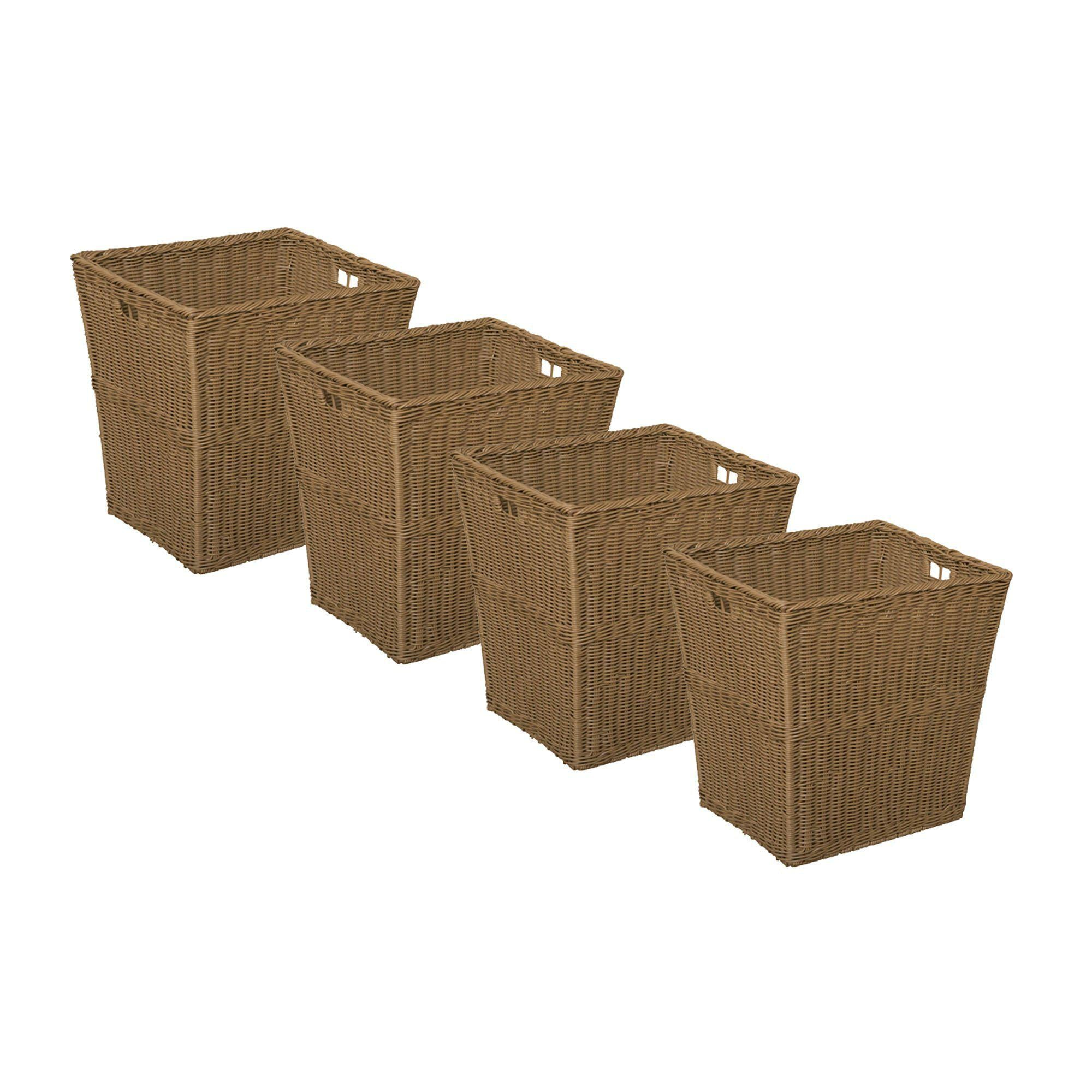Large Basket- Set of 4