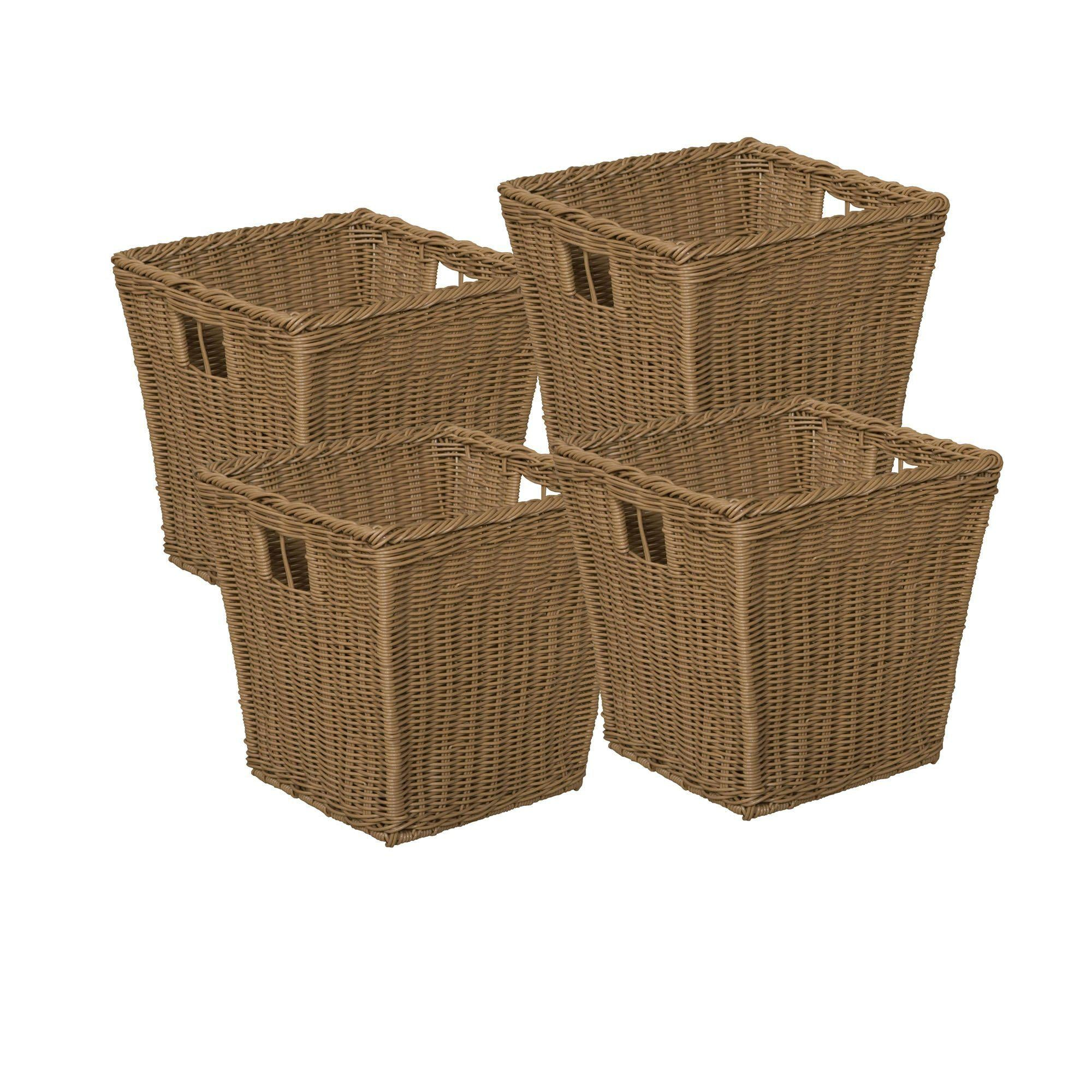 Medium Basket-Set of 4