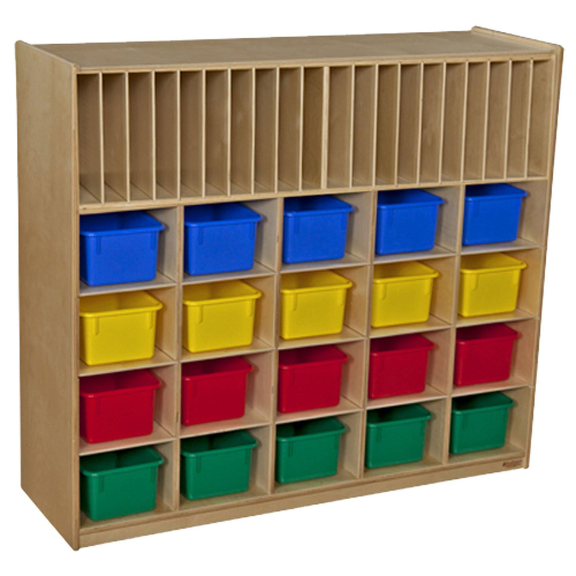 Multi-Storage with 20 Assorted Trays