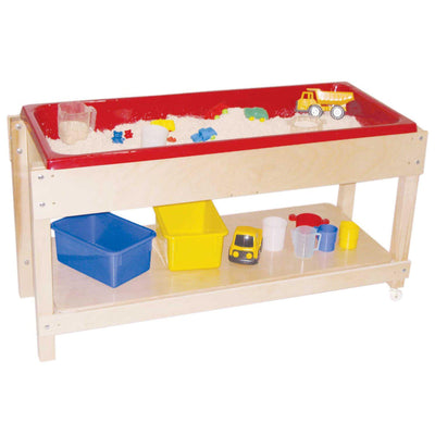 Sand and Water Table with Lid/Shelf