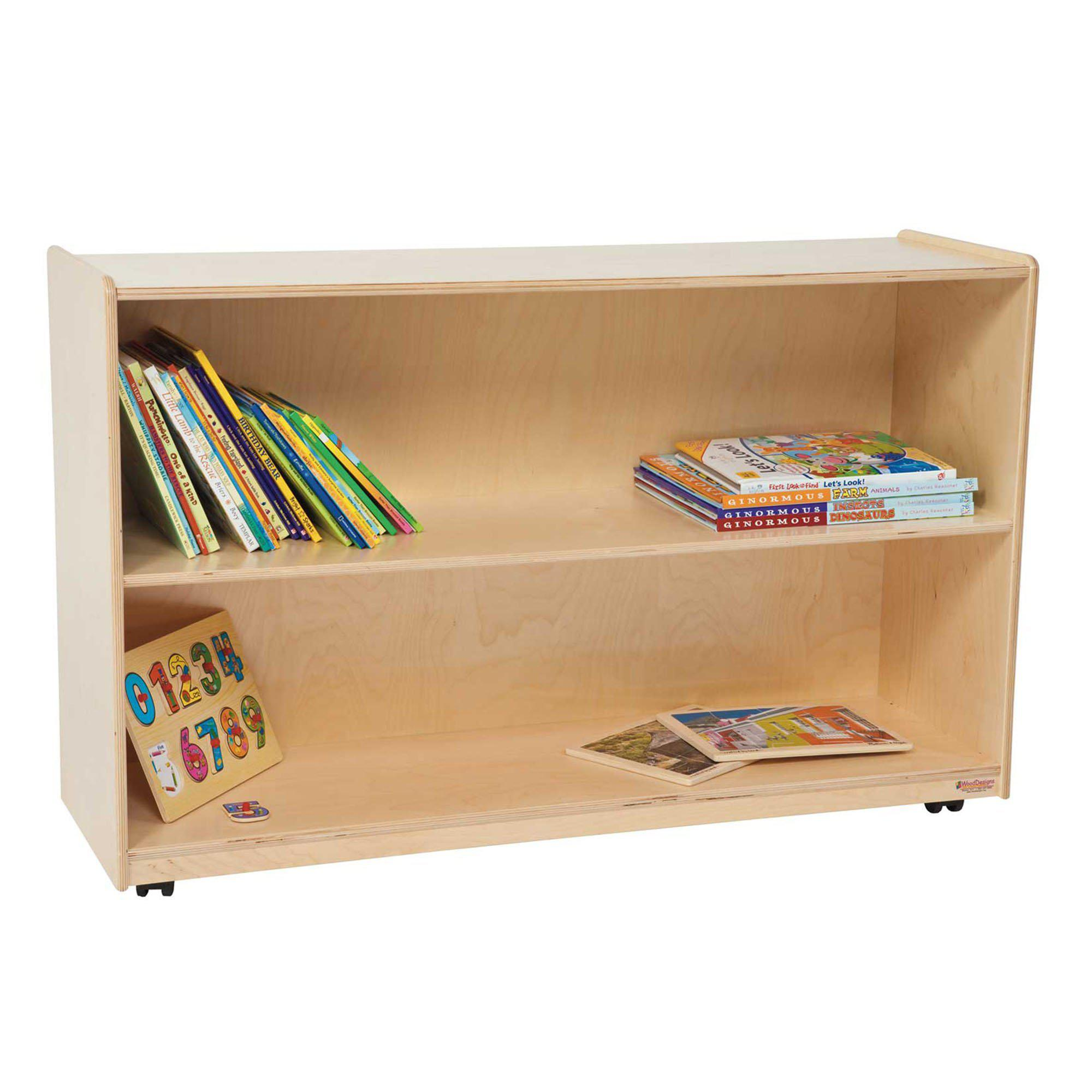 Wood Designs Shelf Storage