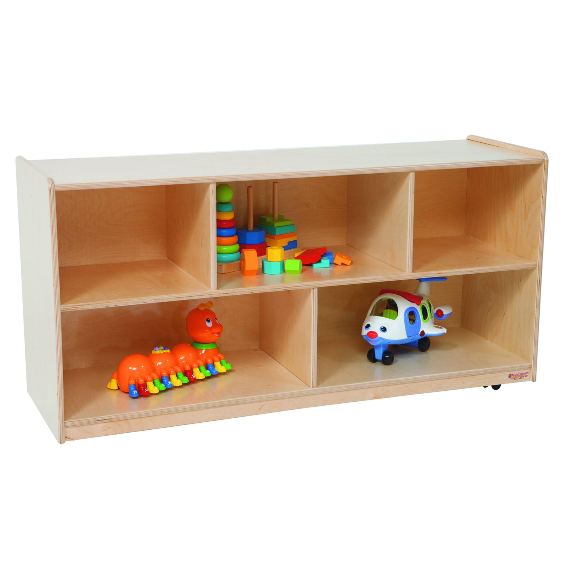 "Wood Designs Single Storage, 23-1/2""H"