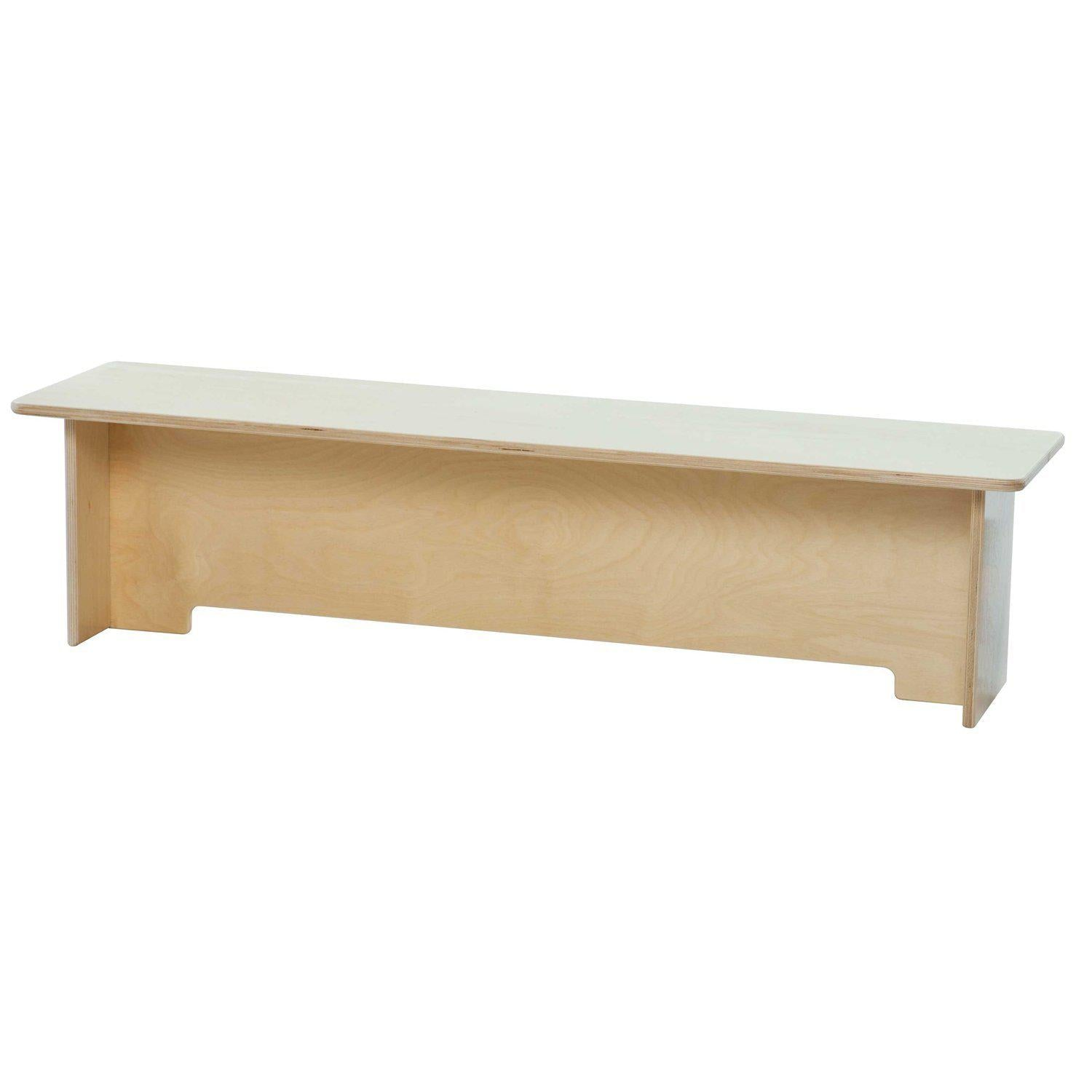 Wood Designs Toddler Bench-Pre-School Furniture-