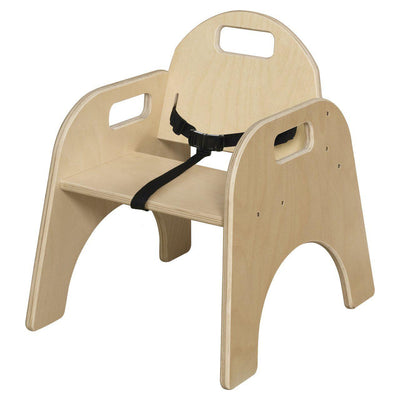 "Wood Designs Woodie Chairs-Chairs-Woodie with Belt-9""-1 Pack"