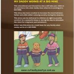 Load image into Gallery viewer, My Daddy Works At A Big Mine - Kids Book