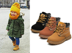 "Kids ""Work & Play"" Boots"