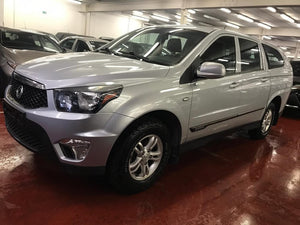 Ssang Yong Actyon Sports 4x4 d.cab automatique diesel 06 / 2014