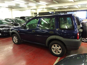 Land Rover Freelander 2.0 diesel automatique 01 / 2002