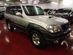 Hyundai Terracan 2.9 Crdi automatique 10 / 2005