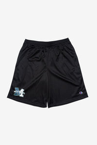 MOANDMO Champion Mesh Shorts / Black