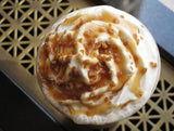 Caramel Crunch Flavored Coffee -One of Craig's Favorites