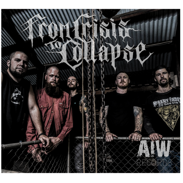 From crisis to collapse - brisbane Australia signs worldwide art is war records deal