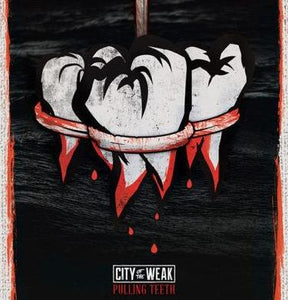 City of the Weak - Pulling Teeth | AIW records female fronted rock band full length album