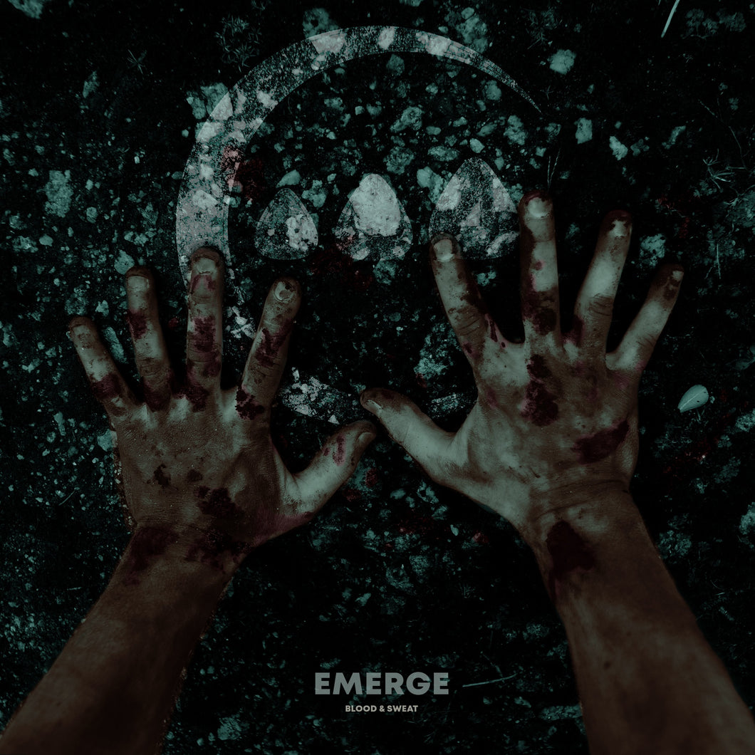 emerge ep on cd from art is war records metal math tech spain