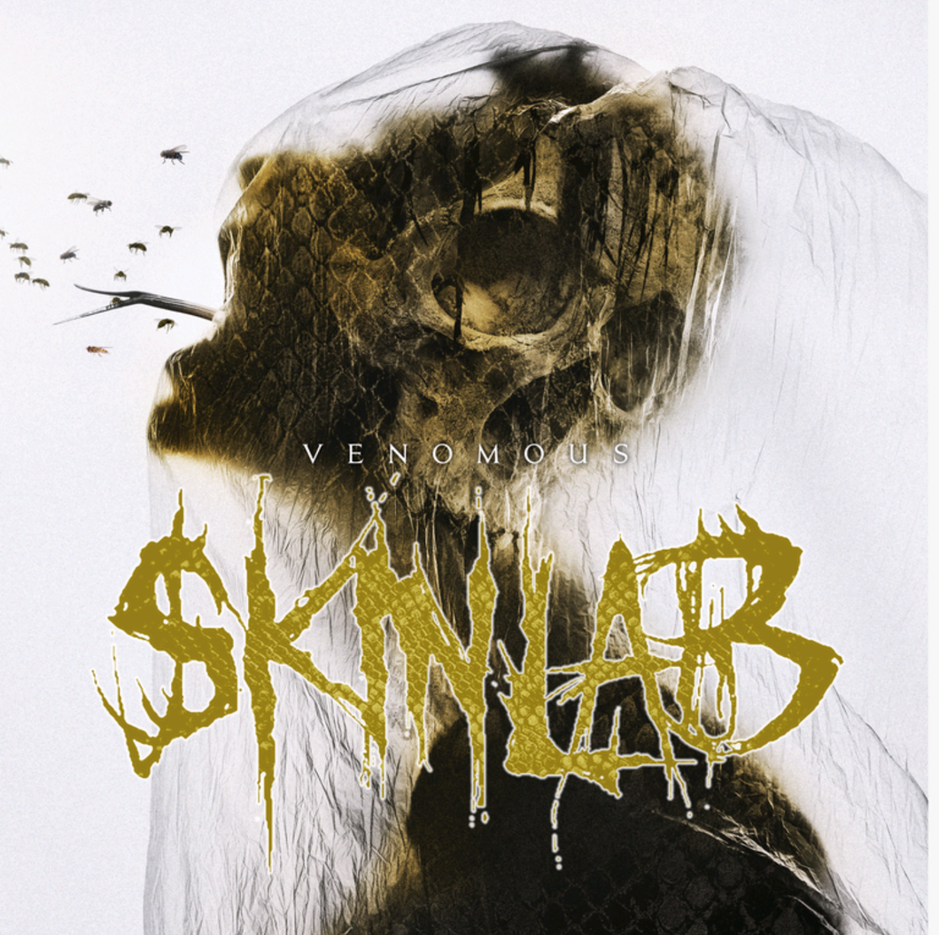 Skinlab - VENOMOUS Album CD