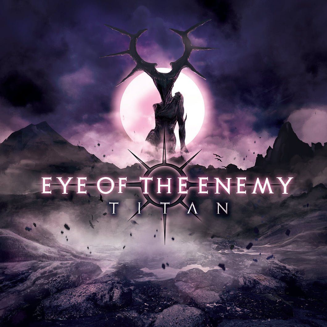 Eye Of The Enemy new record titan on aiw records