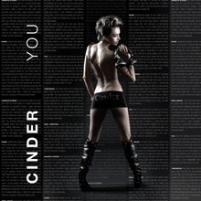 Load image into Gallery viewer, Cinder EP ' YOU ' Compact Disc Physical Copy - AIW Records