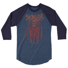 Load image into Gallery viewer, denim red skinlab mens t shirt metal monsters