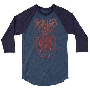denim red skinlab mens t shirt metal monsters