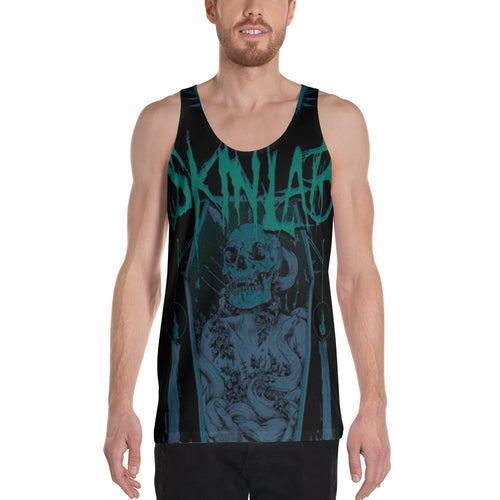 all over print skinlab deathcore style tank top