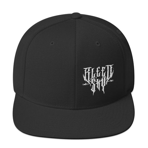Bleed The Sky Snapback Hat
