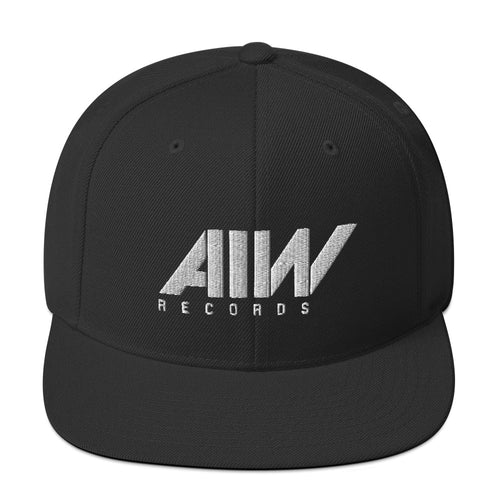 Art Is War Records Logo Snapback Hat