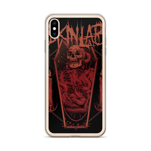 Skinlab iPhone Case - protect that cell phone with metal music cases