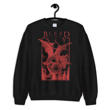 Load image into Gallery viewer, Bleed The Sky Official Merch Dragon Unisex Sweatshirt