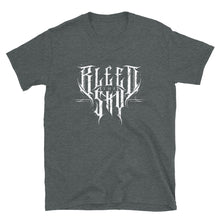 Load image into Gallery viewer, Bleed The Sky Logo Short-Sleeve Unisex T-Shirt
