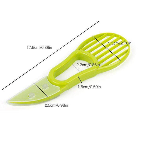Image of DAZE 3-In-1 Avocado Slicer