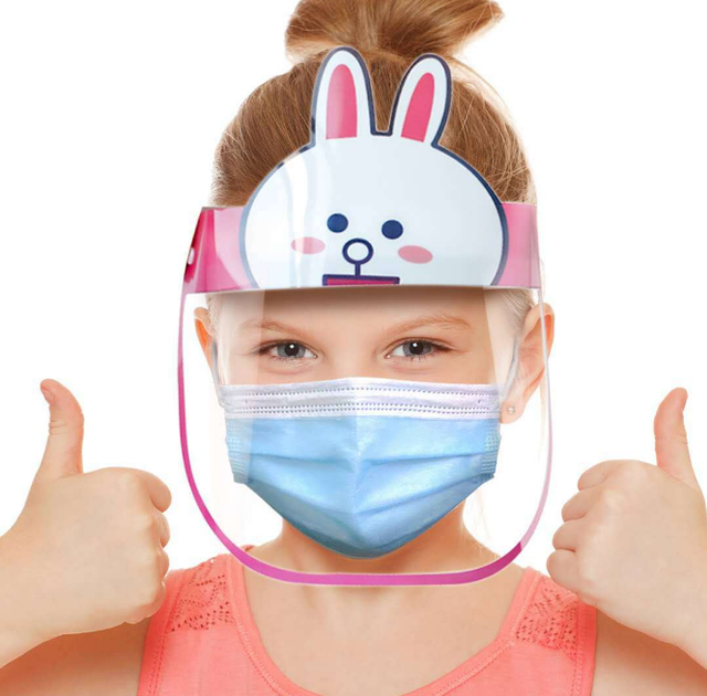 Toddlers Face Shield