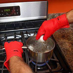"Image of ""Walfos"" Silicone Kitchen Glove (1pc for one hand)"