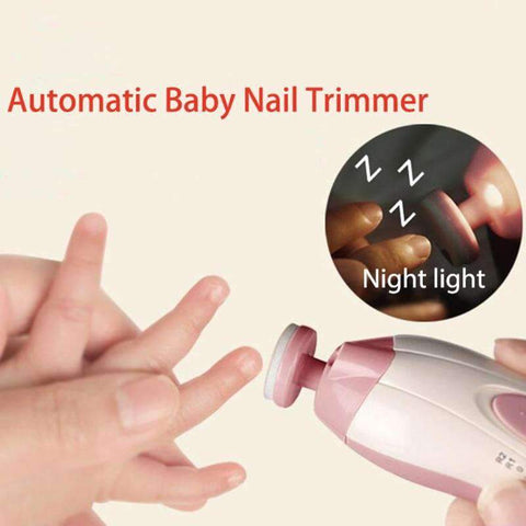 Image of Electric Baby Nail Trimmer