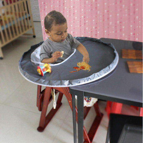 Image of Baby Bibs Eat Seat