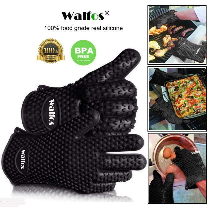 """Walfos"" Silicone Kitchen Glove (1pc for one hand)"