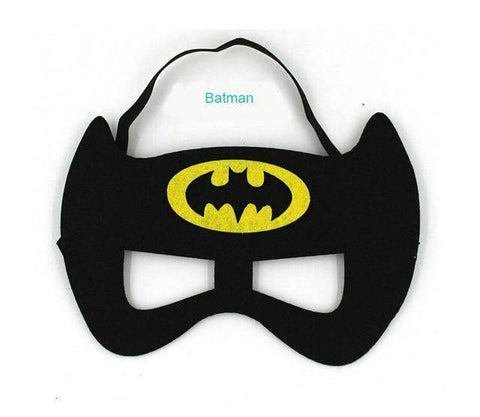Image of Kids Superhero Masks
