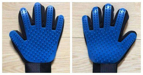 Image of Magic Pet Grooming Gloves
