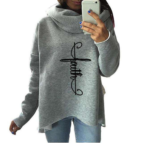 Image of Faith Youth Hoodie