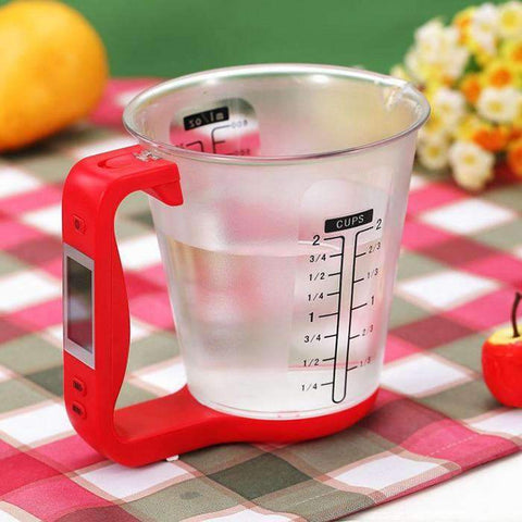 Image of Digital Measuring Cup Scale