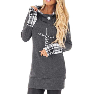 Spring Casual Faith Sweater