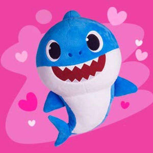 Baby Shark Plush Toy