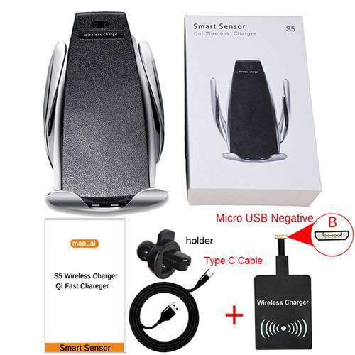 RoadTrip Wireless Car Charger